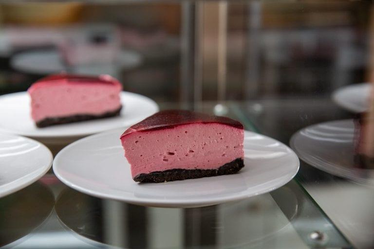 Cafe Mustikka leivonnaiset