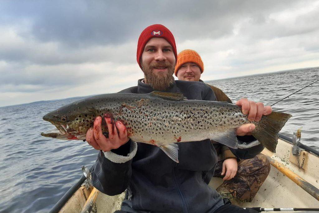 Kaunissaari kalastus